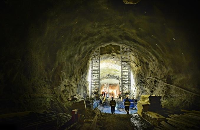 Nedre Røssåga tunnell