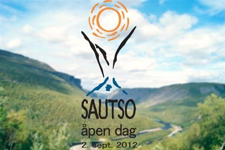 Logotype Sautso Open day