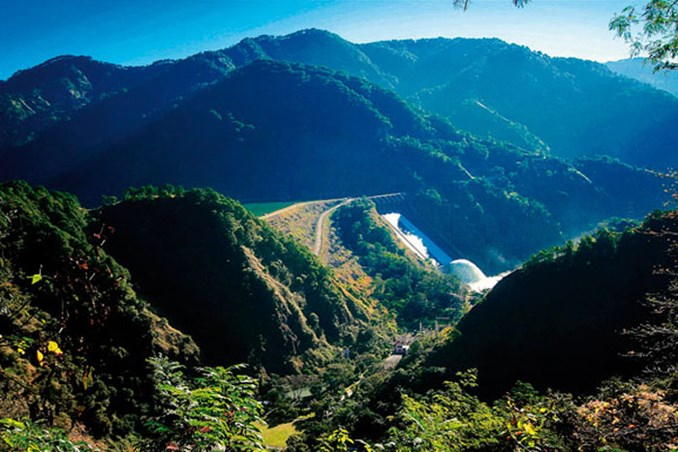 Mountains in Luzon Philippines