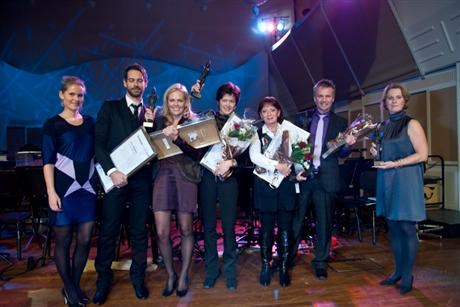 Winners of sponsorship for Biathlon Association of Norway 2009