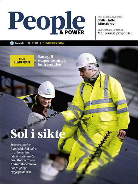 Coveret til People & Power nr. 2/2017