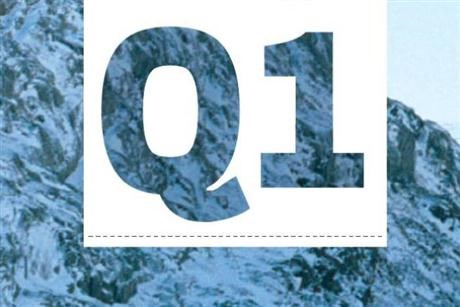 Logotype for Q1 2012