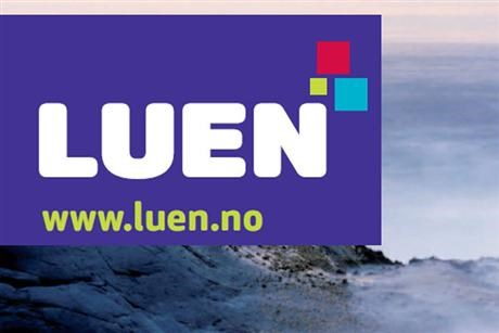 LUEN logo and website