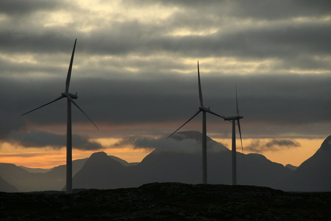 Smøla Wind Farm